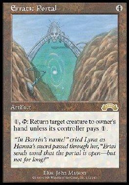 Portal erratico
