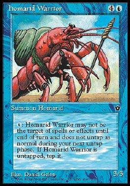 Homarid Warrior