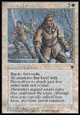 Icatian Skirmishers
