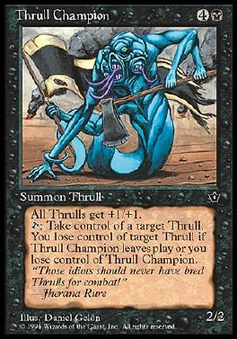 Thrull Champion