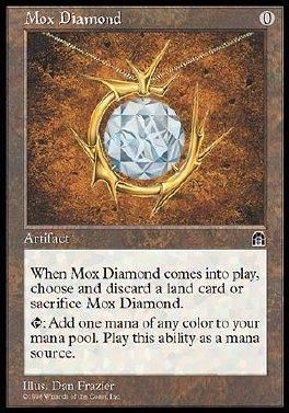 Diamante mox