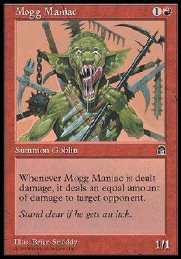 Maniaco Mogg