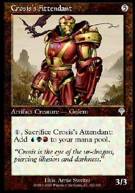Crosis's Attendant