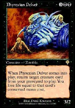 Phyrexian Delver