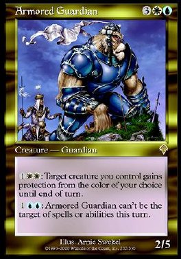 Guardian Acorazado