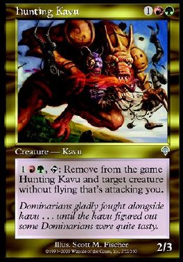 Kavu Cazador
