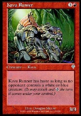 Kavu Runner