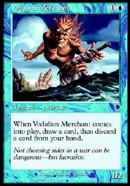 Vodalian Merchant
