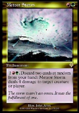 Tormenta de Meteoros