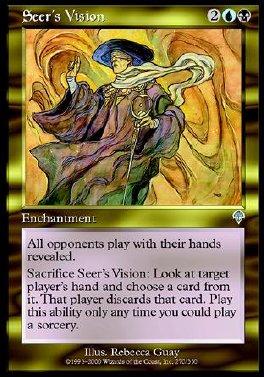 Seer's Vision