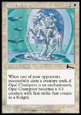 Campeon de opalo