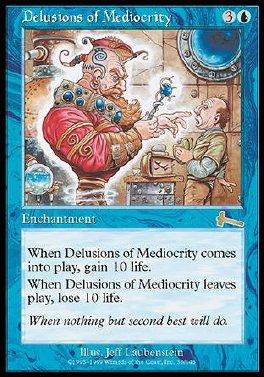 Delirio de mediocridad
