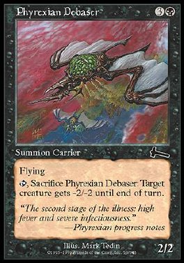 Phyrexian Debaser