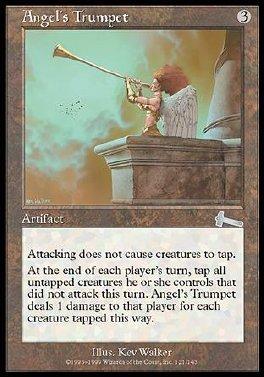 Trompeta de angeles