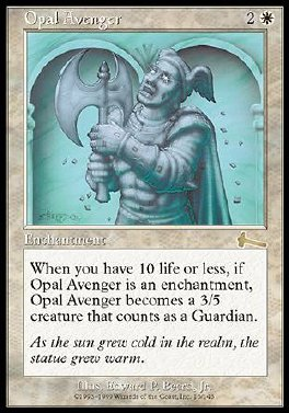 Vengador de opalo