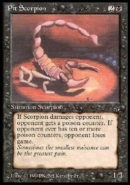 Escorpion del Abismo