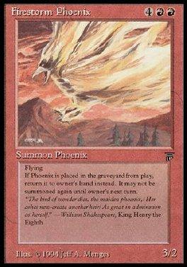 phönix firestorm