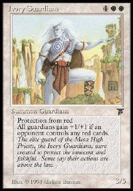 Guardianes de marfil