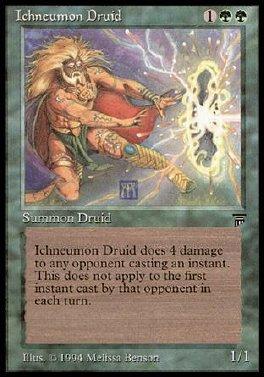 Ichneumon Druid