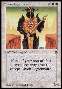 Legionario de Akron