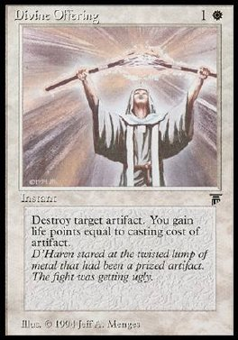 Ofrenda divina