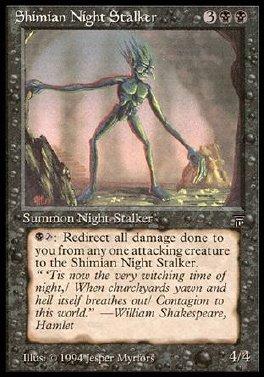 Inicio :: Legends :: Shimian Night Stalker