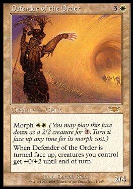 Defender of the Order