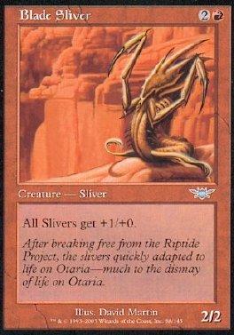 Blade Sliver