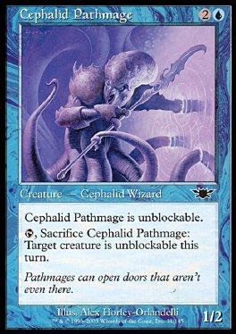 Cephalid Pathmage