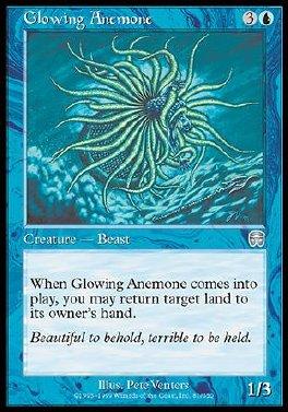 Glowing Anemone
