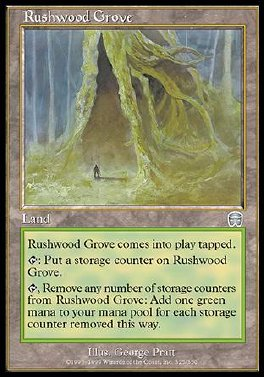 Arboleda de Rushwood