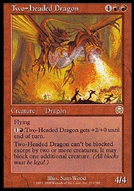 Dragon de dos cabezas