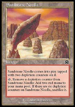 Sandstone Needle
