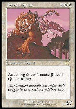 Jhovall Queen