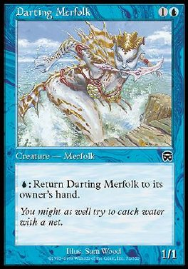 Darting Merfolk