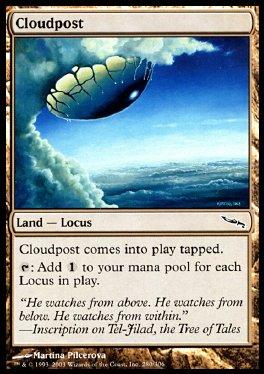 Atalaya en las nubes
