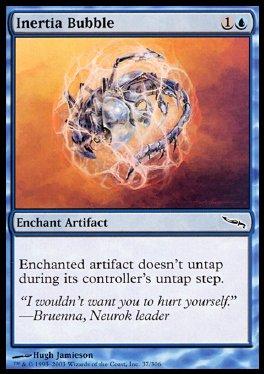 Inertia Bubble