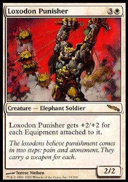 Castigador loxodon