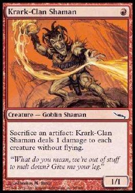 Chaman del clan Krark