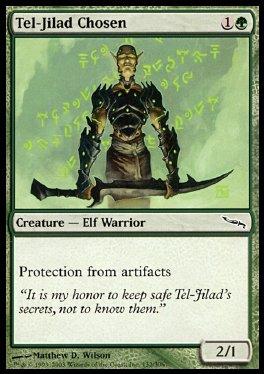 Tel-Jilad Chosen