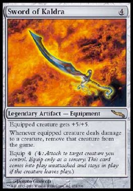 Espada de Kaldra