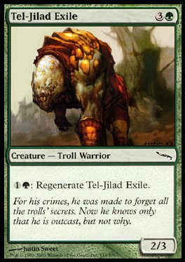 Exiliado de Tel-Jilad
