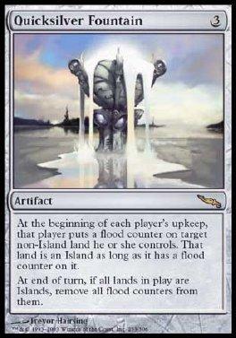 Quicksilver Fountain