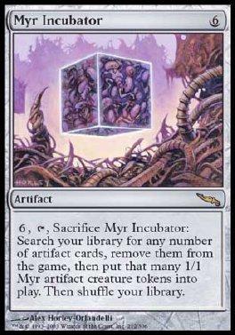 Incubador myr