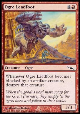 Ogre Leadfoot