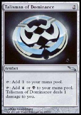 Talisman de la dominancia
