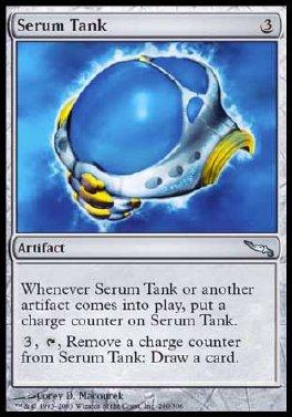 Serum Tank
