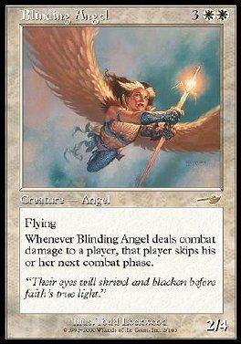 Angel cegador