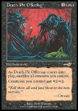 Death Pit Offering