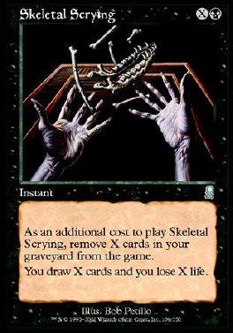 Adivinacion esqueletica